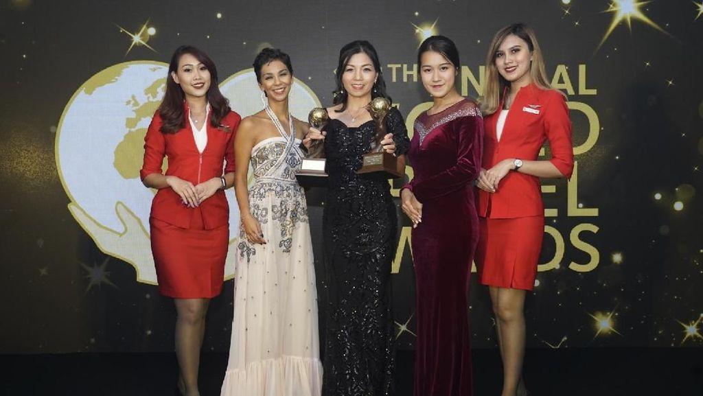 AirAsia Kembali Raih Gelar Maskapai Berbiaya Hemat Terbaik di Asia