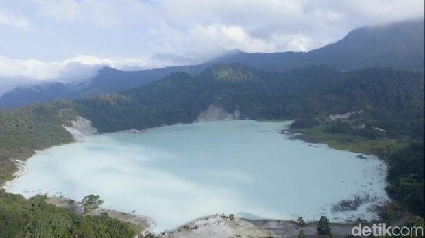 Tempat wisata di Garut.