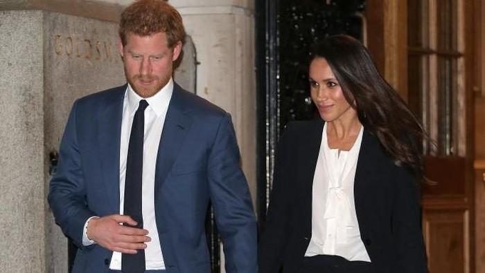 Agar cepat punya momongan, Meghan Markle dan Pangeran Harry rajin bercinta setiap hari. Foto: Getty Images