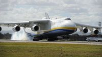 Pesawat Antonov An-225 Mriya (Greg Wood/AFP/Getty Images/CNN Travel)
