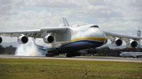 Pesawat Antonov An-225 Mriya (Greg Wood/AFP/Getty Images/CNN Travel)