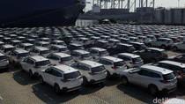 Ekspor Mobil CBU Dipermudah, Pengusaha Bisa Hemat Rp 314 M