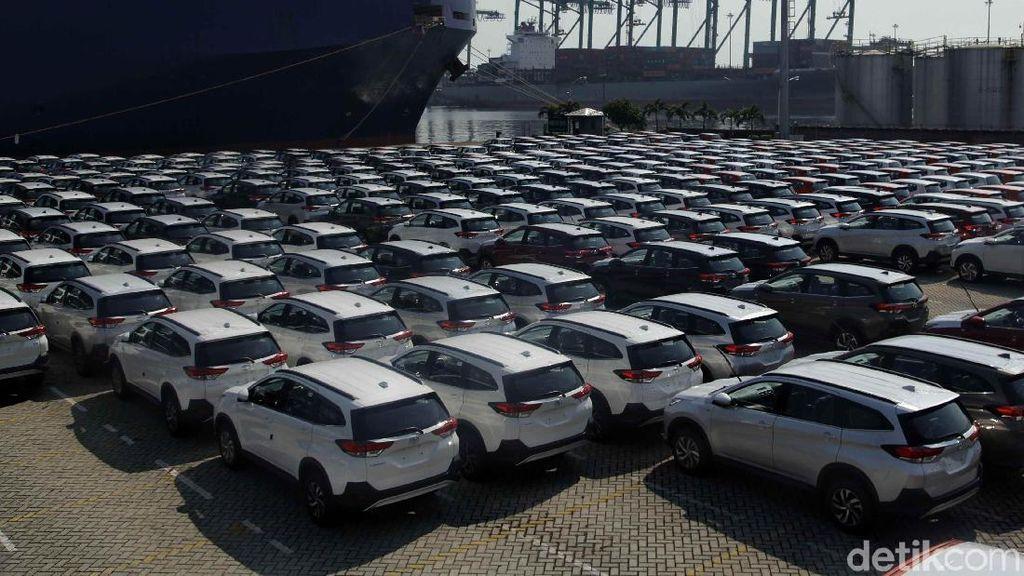 Dalam 8 Bulan, 160 Ribu Mobil Buatan RI Dikirim ke Luar Negeri