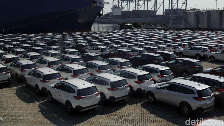Mobil buatan Indonesia yang siap ekspor Foto: Pradita Utama