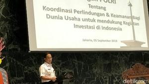 Anies Kejar Target Investasi di DKI Naik 6,5% Tiap Tahun