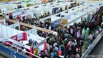 Puluhan Perusahaan Ramai-ramai Ikut Job Fair di Banyuwangi