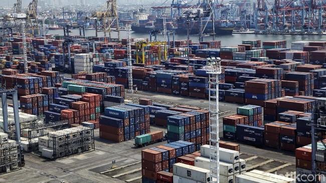 Ilustrasi ekspor impor/Foto: Pradita Utama