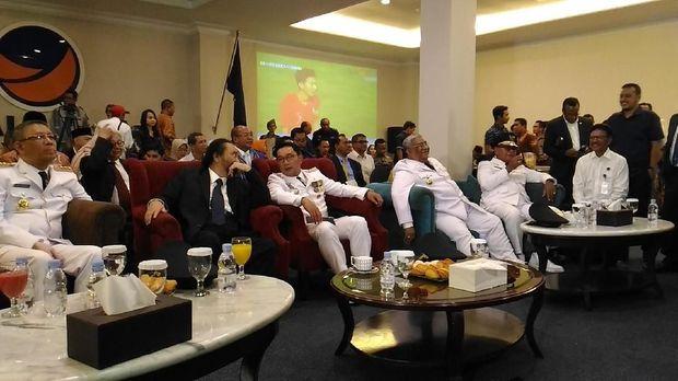 Usai Pelantikan, RK Hingga Viktor Laiskodat Sambangi DPP NasDem