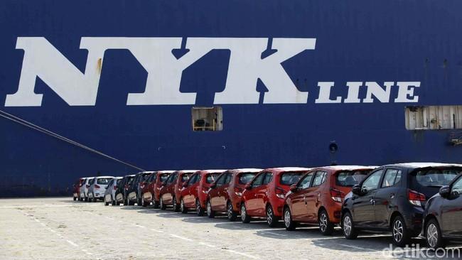 Jokowi Permudah Ekspor Mobil Demi Neraca Dagang Kinclong