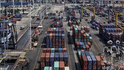 Impor Oktober Turun Tajam Jadi US$ 14,77 M
