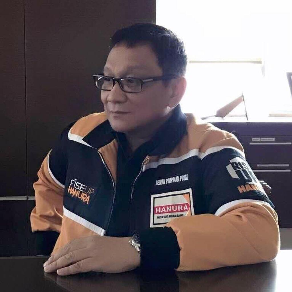 OSO Dicoret dari Daftar Caleg DPD, Hanura: KPU Langgar Hukum