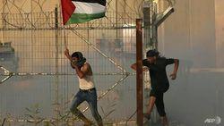 Gaza Memanas, Batu-batu Demonstran Vs Senapan Tentara Israel