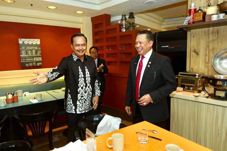 Bertemu Dubes RI untuk Singapura, DPR Minta Promosikan Pariwisata