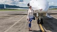 Gaya Mewah Maia yang Baru Beli Vila Miliaran di Bali