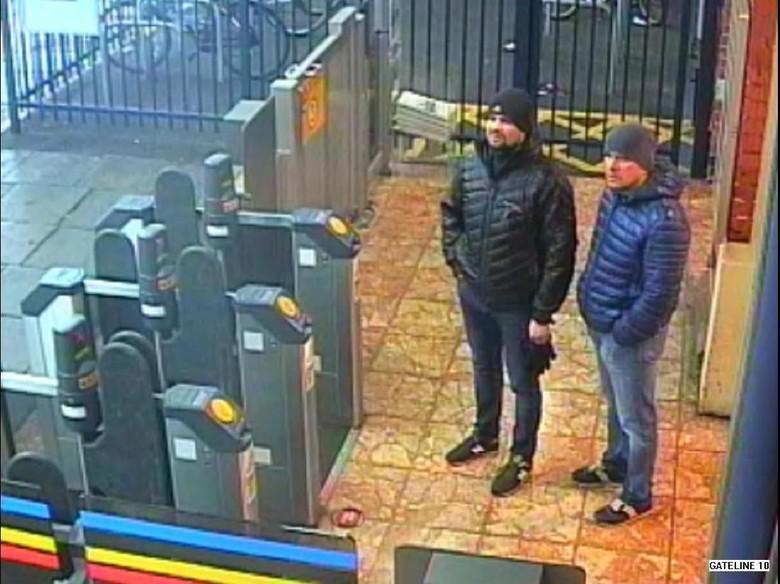 Coba Bunuh Mata-mata Rusia, 2 Pelaku Menyamar Jadi Pengusaha