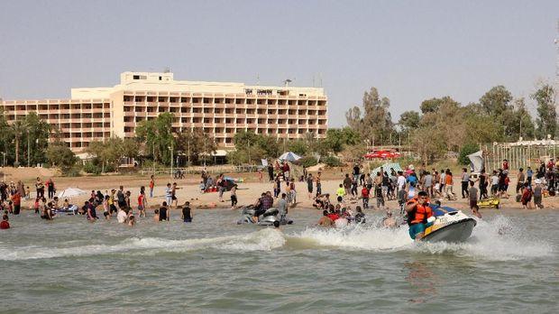 Danau Habbaniyah, Wisata Irak yang Dihancurkan Perang