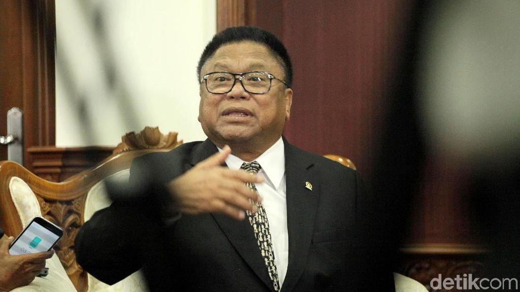 PTUN Jakarta Perintahkan KPU Masukkan OSO Jadi Caleg DPD