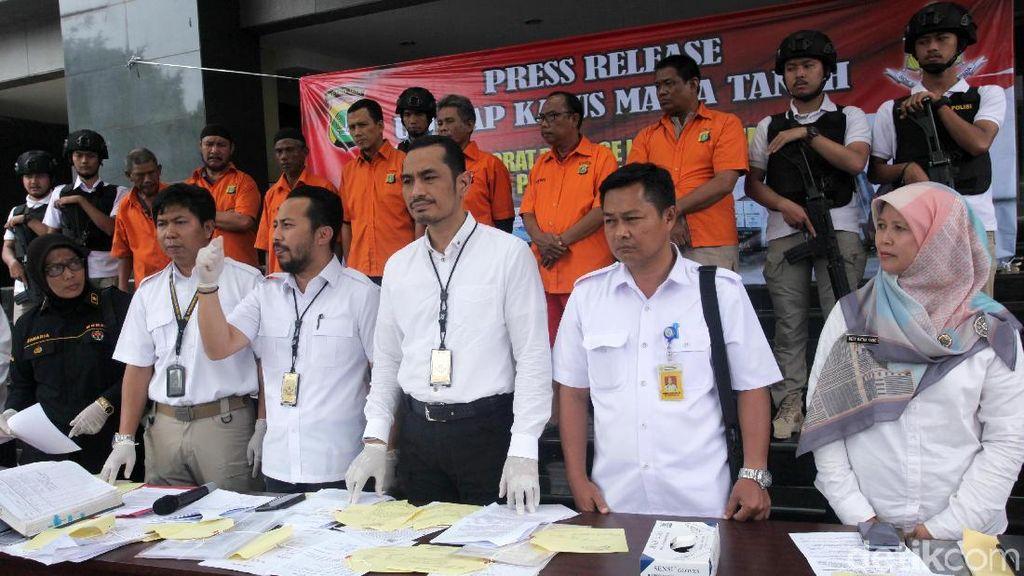 Polda Metro Jaya Tangkap Mafia Tanah di Jakarta Timur