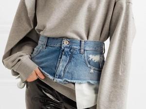 Ada Ikat Pinggang Sobekan Jeans Rp 6 Juta, Yay or Nay?