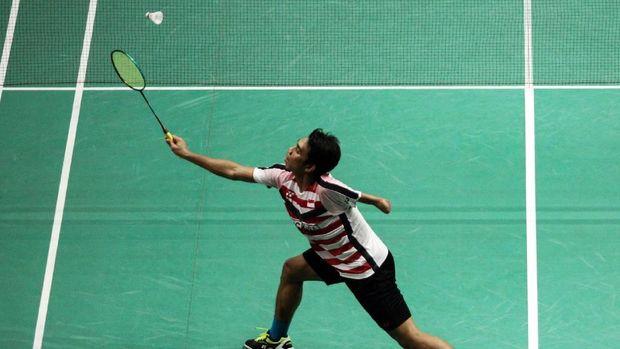Bulutangkis menjadi salah satu cabor andalan Indonesia di Asian Para Games 2018.