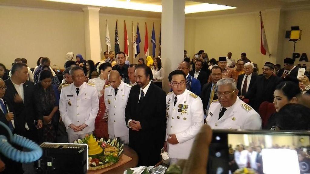 Gubernur NTT Viktor: Saya Disuruh Kerja yang Benar sama Jokowi