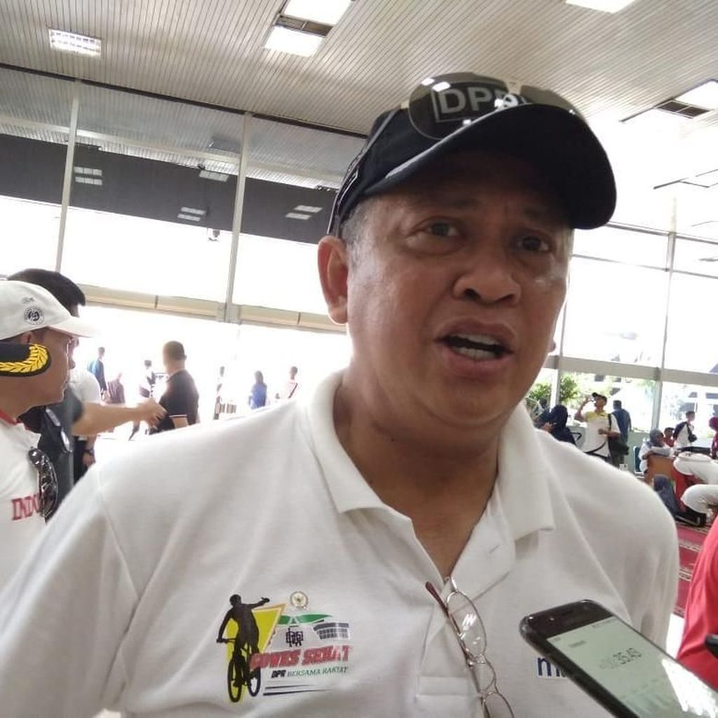 Caleg Golkar Dukung Prabowo, Bamsoet: Mereka Bukan Kader