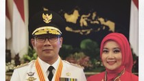 Jadi Ketua PKK Jabar, Istri Kang Emil Siapkan Program Gizi Balita