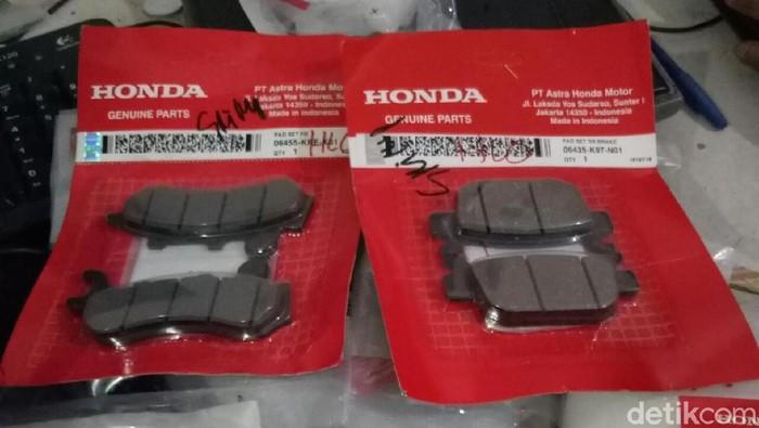 Kampas rem Honda PCX Lokal