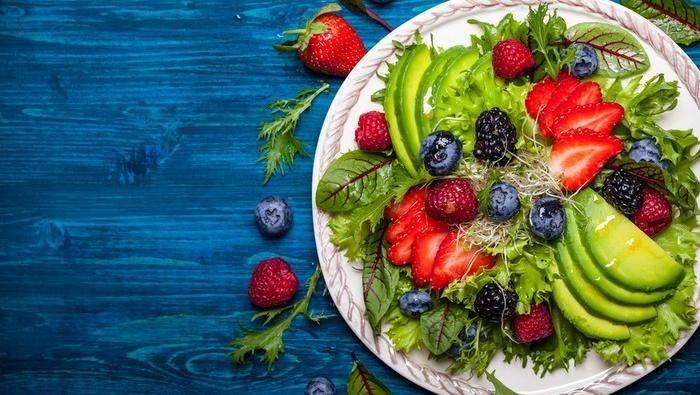 Popularitas diet vegetarian diperkirakan meningkat di 2019 (Foto: Istock)