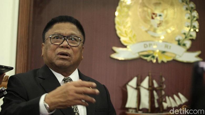 Bawaslu Loloskan Oesman Sapta Jadi Calon Anggota DPD