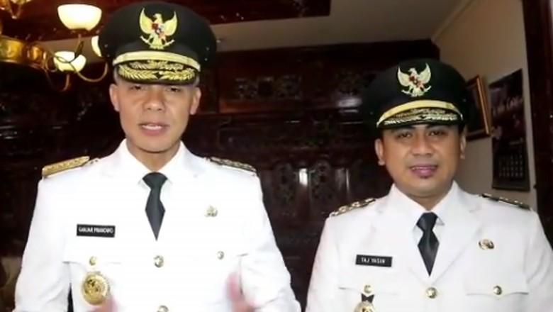 Ganjar, Gubernur Pegiat Medsos yang Sering Kena Nyinyir Netizen