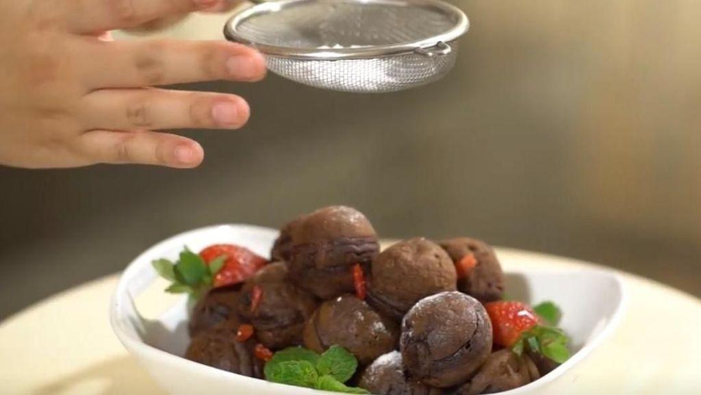 Resep Takoyaki Cokelat