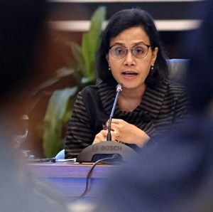 Anggota DPR Protes soal Nilai Tukar Rupiah, Ini Kata Sri Mulyani