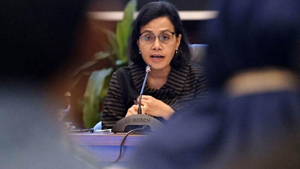 Saat Sri Mulyani Bandingkan RI dengan Haiti Hingga Singapura