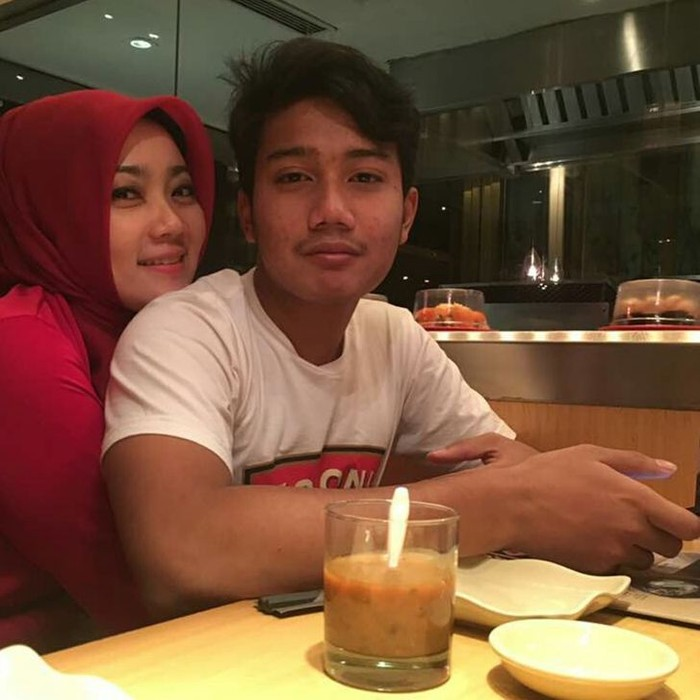 Emmeril Kahn Mumtadz merupakan anak pertama dari Gubernur Jawa Barat, Ridwan Kamil pasangannya, Atalia Praratya. Foto: Instagram ataliapr