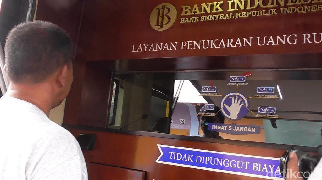 Layani Tukar Uang Baru, BI Luncurkan Mobil Kas di Gorontalo