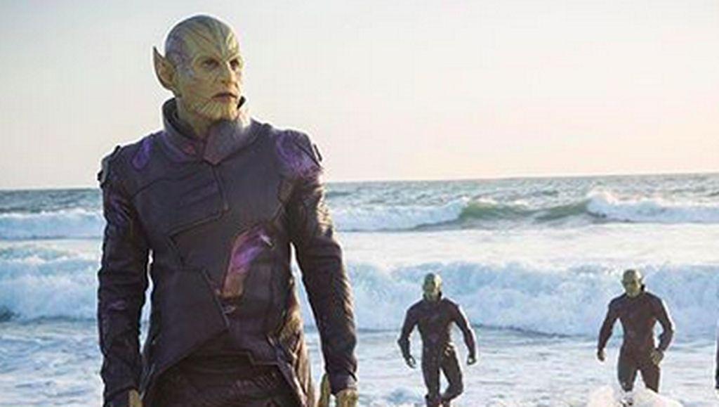 Fakta-Fakta Skrull dan Hubungan Mereka dengan Captain Marvel