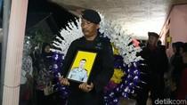 Pengamanan Presiden Jadi Tugas Terakhir Personel Brimob Aiptu Hendi