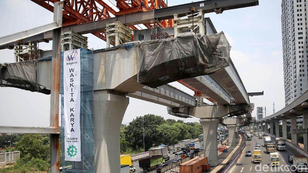 Tol Layang Jakarta-Cikampek Bisa Dipakai Lebaran Tahun Depan