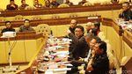 Tjahjo dan DPR Bahas Anggaran Kemendagri