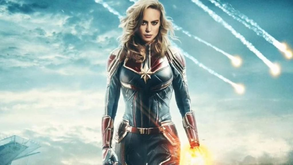 Ini Trailer Perdana Captain Marvel