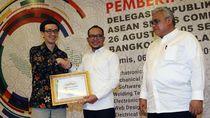 Menaker Apresiasi Delegasi RI Pemenang ASC di Thailand