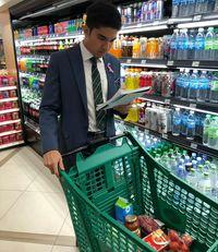 Bikin Meleleh! Lihat Menteri Termuda Malaysia, Syed Saddiq Masak Lasagna