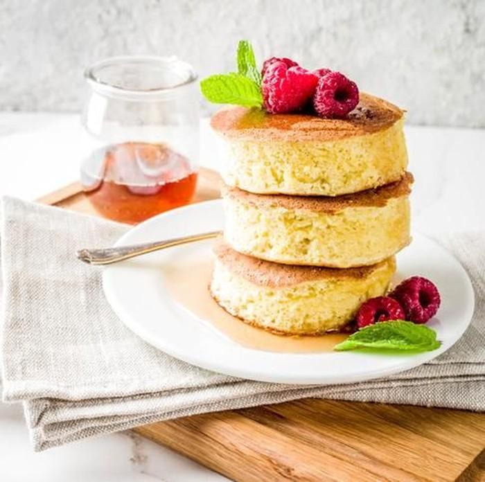 pancake dan waffle dari jepang