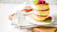 3 Resep Pancake Lembut yang Enak Buat Sarapan