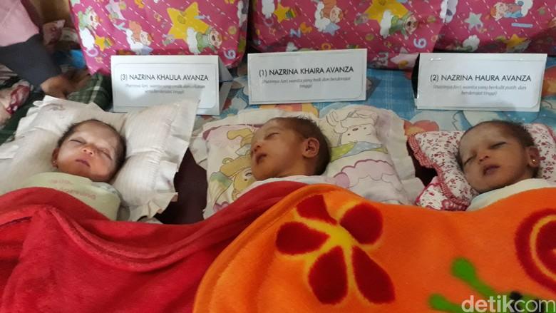 Bayi kembar 3 Avanza. Foto: M Iqbal