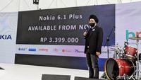 Ini Spek Lengkap dan Harga Nokia 6.1 Plus di Indonesia