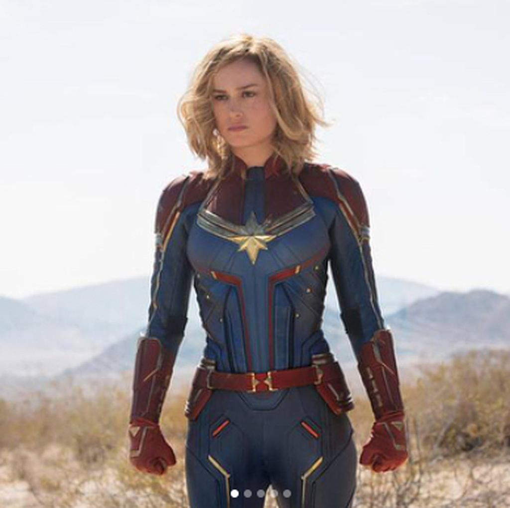 Trailer Captain Marvel Jadi Trending Tembus 15 Juta Views