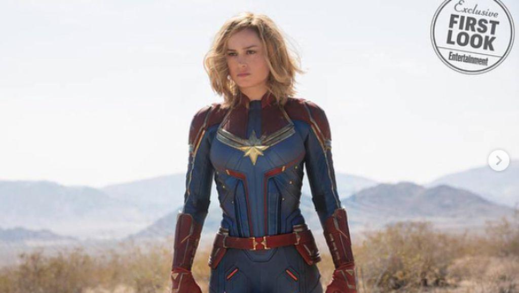 Captain Marvel Andalan Terakhir Nick Fury Selamatkan Dunia
