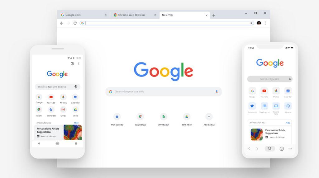 Jelang Pilpres 2019, Google Tak Menerima Iklan Politik